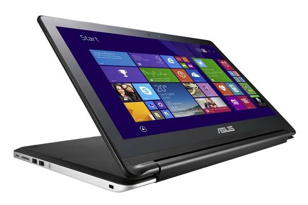 FAST! ASUS 2-in-1 Touch-Screen Laptop Intel i5, HDMI, laptop/tablet