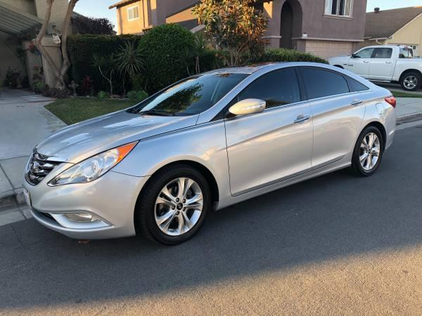 By Owner! 2012 Hyundai Sonata LTD loaded like new condition 41k miles!