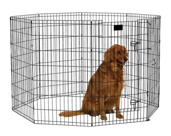 outdoor exercise playpen for dogs and other pets