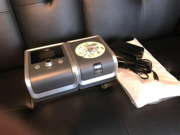 3B Medical Luna CPAP Machine with Integrated H60 Heated Humidifier