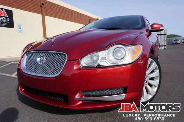 2009 Jaguar XF Luxury Package Sedan ~ 1 Owner Clean CarFax!