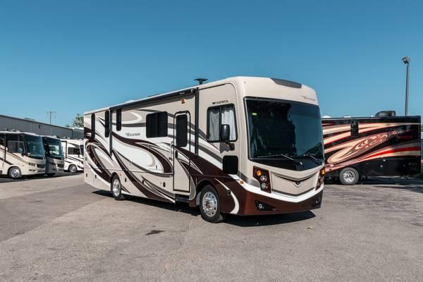 2016 Fleetwood Excursion 33D Class A Diesel Motorhome RV
