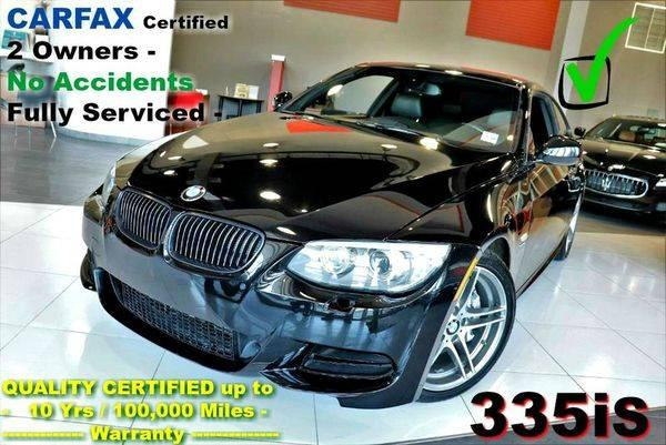 2013 BMW 3 Series 335is - CARFAX Certified 2 Owners - No Accidents - Fully Servi