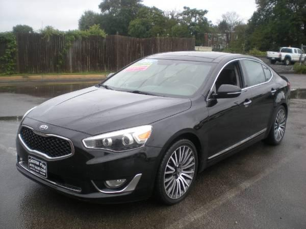2014 KIA CADENZA PREMIUM DOWN PAYMENTS AS LOW AS $500 BUY HERE PAY HERE