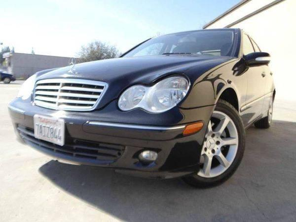 2007 Mercedes-Benz C-Class C 280 Luxury 4dr Sedan EASY FINANCING!