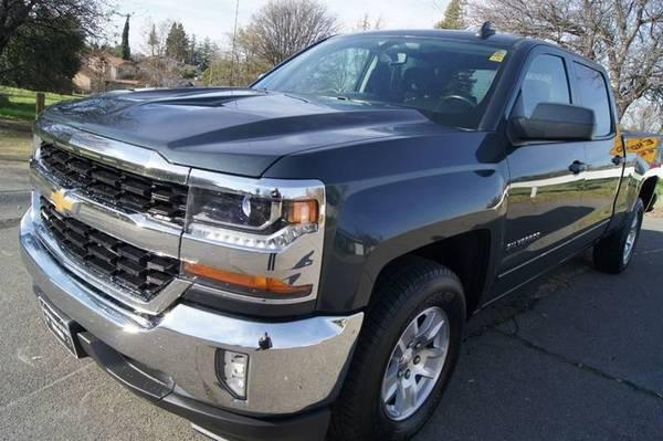 2017 Chevrolet Silverado 1500 LT 4x2 4dr Crew Cab 5.8 ft. SB with