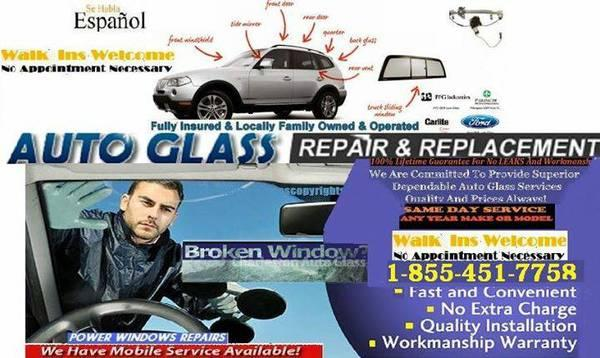 Automotive Glass  and power windows repairs
