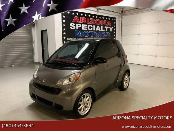 2009 SMART PASSION EDITION FOR TWO 67K MILES VERY NICE CONDITION