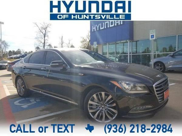 2015 Hyundai Genesis 5.0L - IN-HOUSE FINANCING (936)218-2984