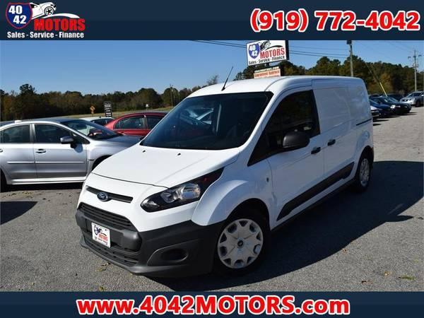 2015 FORD TRANSIT CONNECT XL 74K MILES 26 MPG CARGO!