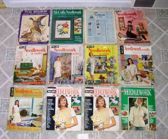 Multiple Craft Books - Lots A-X - Sewing/Quilting/Embroidery, etc.
