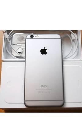 iPhone 6 Factory Unlocked Free Case+ Tempered Glass Protect