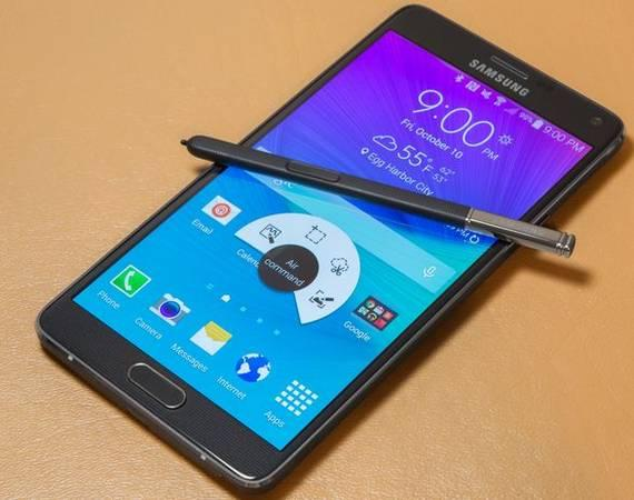 Unlocked! AT&T-Mobile Note 4 *Big 5.7