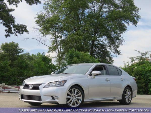 2013 Lexus GS 350 4dr Sedan - GUARANTEED CREDIT APPROVAL!!