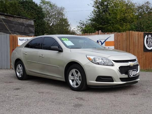2016 CHEVROLET MALIBU LIMITED LOW MILES NICE CAR