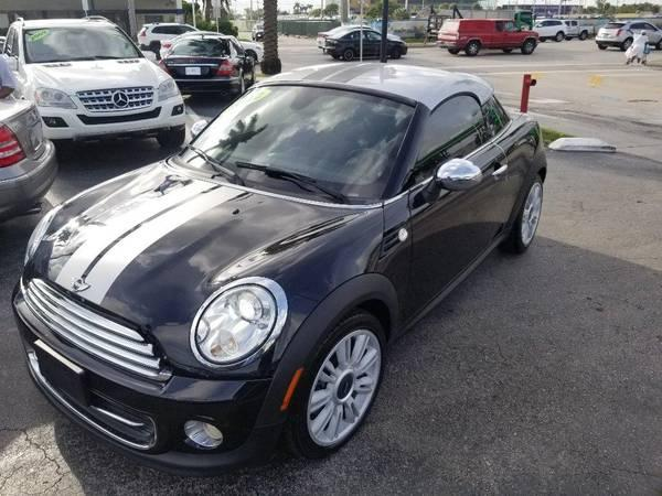 2012 MINI COOPER BASE *0 DOWN IF CREDIT IS 650 *CALL LAURA 7866831689