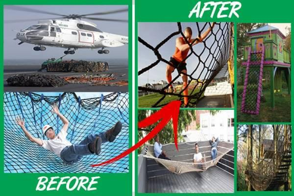 Cargo Netting /Climbing Nets | Reduced Prices | Free Shipping!!!