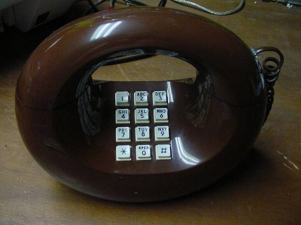 Western Electric Donut Phone