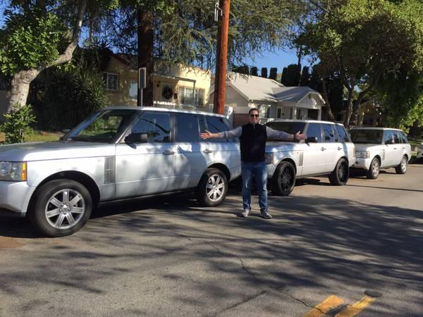Land Rover Range Rover or discovery wanted