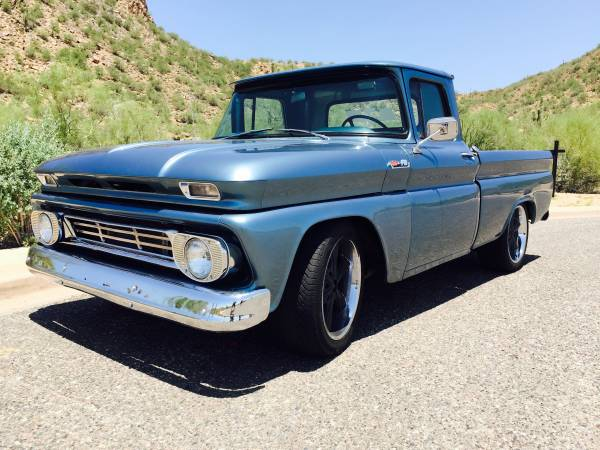 1962 Chevy Classic Truck Price Reduced