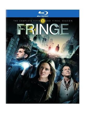 NEW Fringe Complete Series, Seasons 1-5, BLURAY