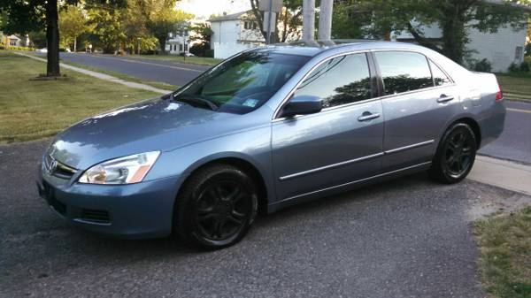 2007 Honda Accord EX Car For Sale