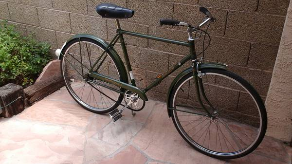 Raleigh Sports - 3 Speed Bicycle For Sale