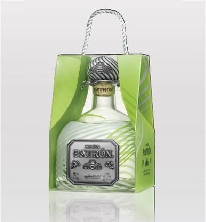 EMPTY PATRON Silver limited Edition 1 Liter Tequila bottles 4 sale