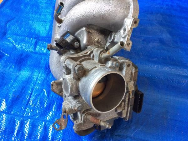 2005 Acura TSX K24A2 Throttle Body Only