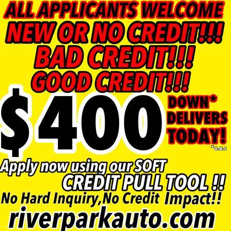 $$400$$DOWN HOT SUMMER SPECIAL/GOOD/BAD/BK OR NO CREDIT OK! APPLY NOW!