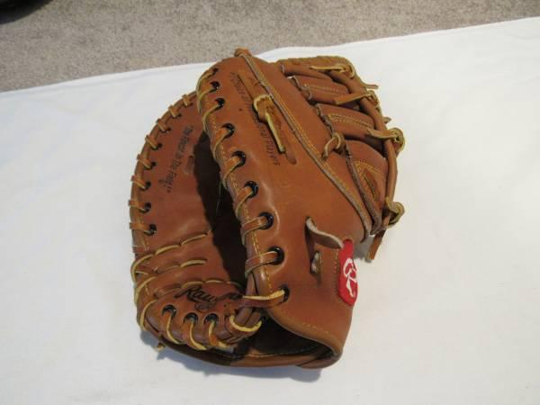Adult Rawlings Mark McGwire RFM9 Baseball First Base Mitt