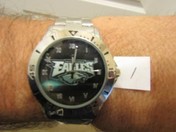 NFL Watches & Rings