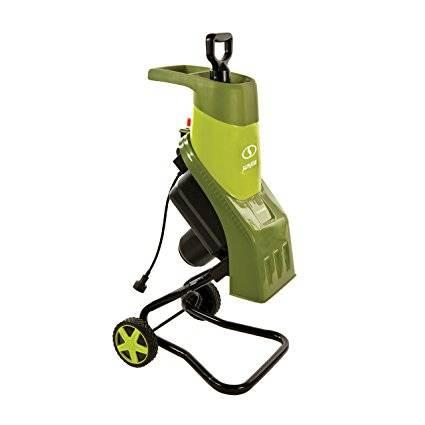 Sun Joe 14 am Electric Wood Chipper-only used once