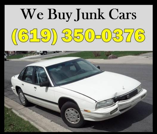 Junk Car Buyer: Want Money Fast? We pay cash for junk cars!