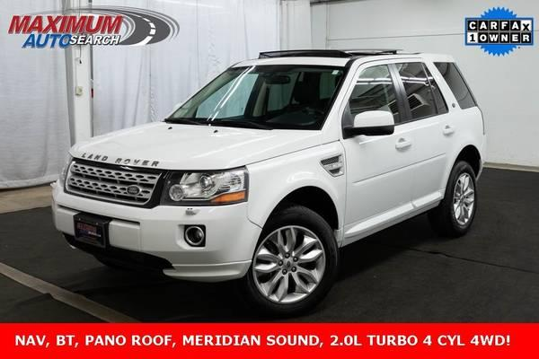 2013 Land Rover LR2 4x4 4WD Base SUV