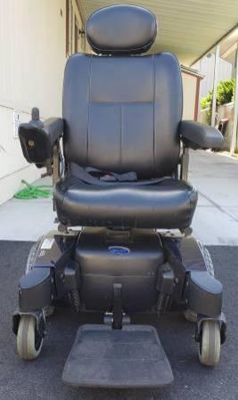 Senior SureStep Mobility Scooter