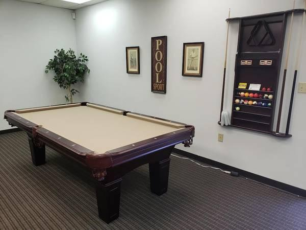 New Pool Table Free Delivery Wholesale Prices