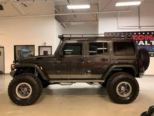 2011 Jeep Wrangler Unlimited Sport Hemi V8 Swap No Expense Spared