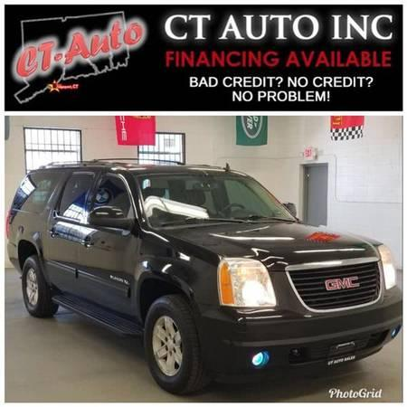 2010 GMC Yukon XL 4WD 4dr 1500 SLT -EASY FINANCING AVAILABLE
