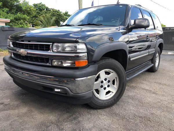 2006 Chevrolet Chevy Tahoe LT 4dr SUV $199 MONTHLY NO SOCIAL DRIVE TODAY!