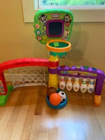 Little Tikes Sports Zone