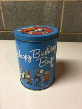 Bugs Bunny Candy Can - 50th