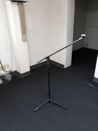 Standing Adjustable Microphone Stand