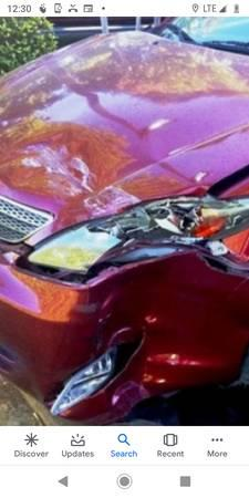 Auto body repair work at half price